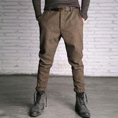 Mannmix - Straight-Leg Pants