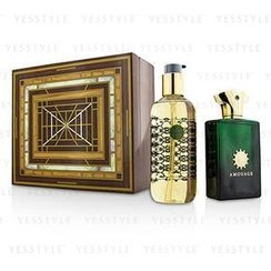 Amouage - Epic Coffret: Eau De Parfum Spray 100ml/3.4oz + Bath and Shower Gel 300ml/10oz