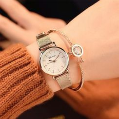 InShop Watches - Metal Strap Watch
