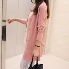 Cotton Candy - Long Cardigan