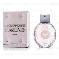 Giorgio Armani 乔治亚曼尼 - Diamonds Rose Eau De Toilette Spray
