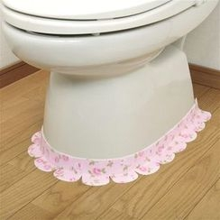 Guguwu - Set of 2: Printed Toilet Foldable Sticker
