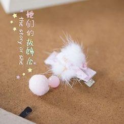 AOI - 珠珠髮夾