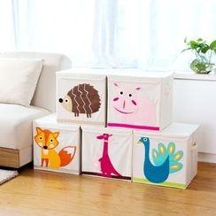 Home Simply - 动物贴饰收纳箱
