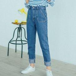 Hanayoshi - Washed Jeans