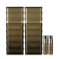 VONIN - The Spirit Set: After Shave 100ml + Emulsion 100ml + After Shave 25ml + Emulsion 25ml