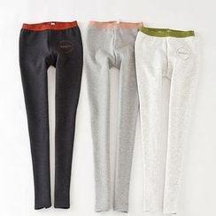 Ando Store - Fleece-Lined Leggings