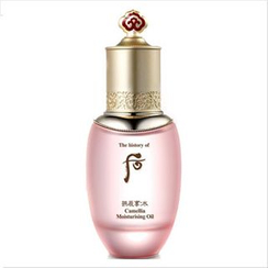 The History of Whoo - Gongjinhyang Soo Camellia Moisturizing Oil 50ml