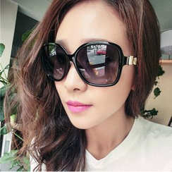 GLAMAX - Bow Sunglasses