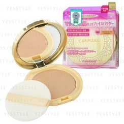 Canmake - Marshmallow Finish Powder SPF 26 PA++ (Matte Beige)