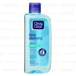 Johnson's - Clean and Clear Deep Cleansing Lotion (Sensitive Skin)