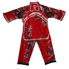 Komomo - Kids Dance Costume Set: Top + Pants
