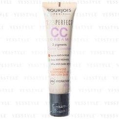 Bourjois - 123 Perfect CC Cream Foundation SPF 15 (#31 Ivory)