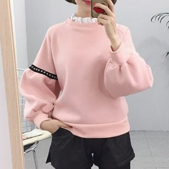 Rocho - Balloon Sleeve Sweatshirt