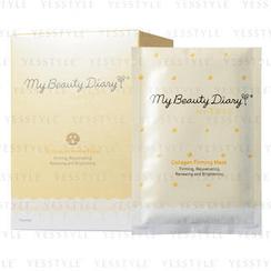 My Beauty Diary - Collagen Firming Mask (English Version)