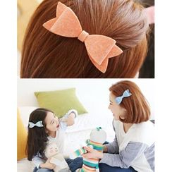Miss21 Korea - Bow Hair Pin