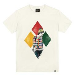 the shirts - Diamond Boy Print T-Shirt