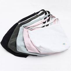 Eastin - 灯芯绒单肩包