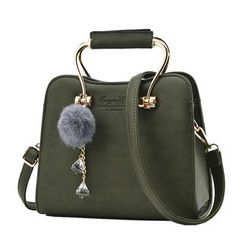 Rabbit Bag - Metal Handle Handbag