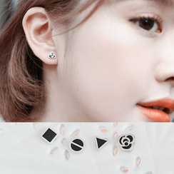 MOMENT OF LOVE - Metal Earrings