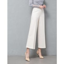 GUMZZI - Wide-Leg Pants