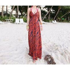 Jumei - Maxi Beach Cover-Up Dress