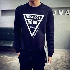 JVR - Print Sweatshirt