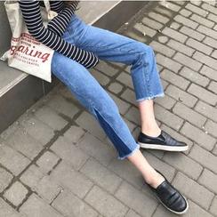 Shopherd - Cropped Jeans