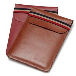 ACE COAT - Faux Leather Tablet Pouch - iPad Air 2