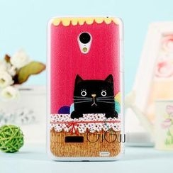 GuGuu - Cat Print Meizu MX3 Case