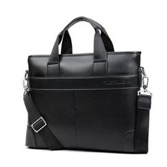 Filio - Faux Leather Briefcase