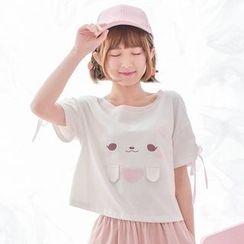 Moriville - 短袖印花T恤