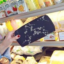 Nautilus Bags - Floral Print Long Wallet