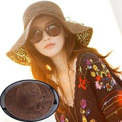 Moonleaf Millinery - Straw Hat (Various Designs)