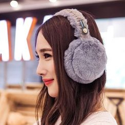 Eratos - Furry Ear Warmers