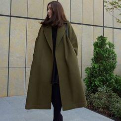 Shiga - 寬鬆大衣