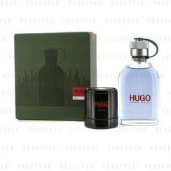 Hugo Boss - Hugo Coffret: Eau De Toilette Spray 125ml/4.2oz + Portable Specker
