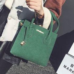 Diamante - Plain Handbag