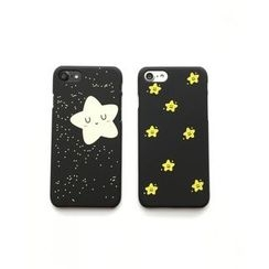 Stardigi - Star Print Phone Case - Apple iPhone 5 / SE / 6 / 6 Plus / 7 / 7 Plus