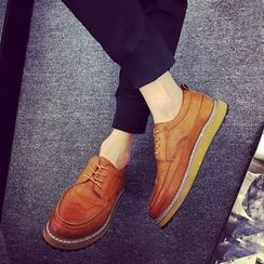 Furin - Perforated Brogue Oxfords