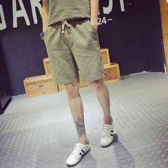 Gurun Vani - Linen Shorts