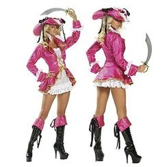 Cosgirl - Pirate Party Costume Set