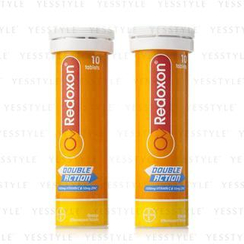 Redoxon - Double Action Effervescent Tablet Vitamin C Plus Zinc (Orange) (Medium)