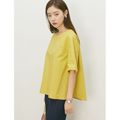 FROMBEGINNING - Cotton Blouse