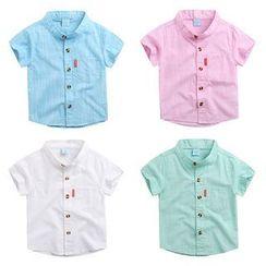 WellKids - 小童短袖衬衫