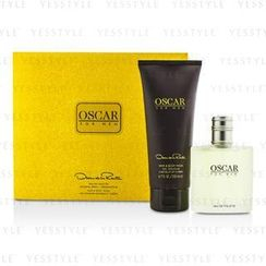Oscar De La Renta - Oscar Coffret: Eau De Toilette Spray 100ml/3.4oz + Hair and Body Wash Gel 200ml/6.7oz