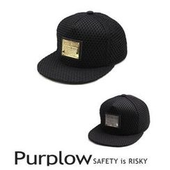 Purplow - Printed Baseball Cap
