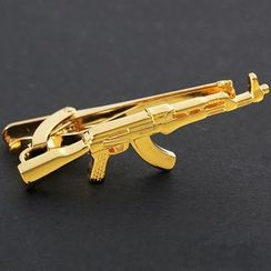 Xin Club - Machine Gun Neck Tie Clip