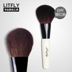 Litfly - Blush Make-Up Brush (White)