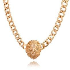 Best Jewellery - Lion Head Chain Necklace